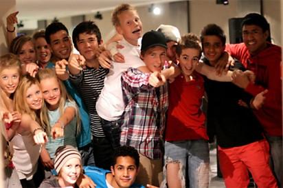 Ungdomsklubb