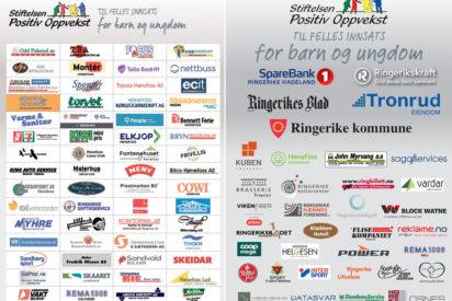 Sponsorer og samarbeidspartnere